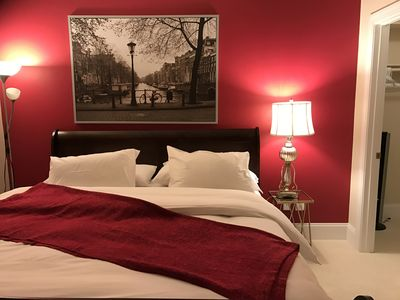 Photo for LARGE   LUXURIOUS FULLY FURNISHED  APARTMENT W/ 4 BEDROOMS CLOSE TO D.C
