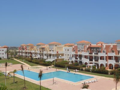 Photo for 1BR Apartment Vacation Rental in saidia