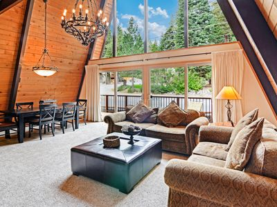 Photo for TurnKey - 3BR Near Tahoe House Bakery & Bike Path, Minutes from Tahoe City