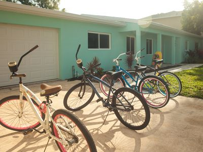 Photo for Beautiful renovated canal home w/dock, 4 blocks from beach &downtown Cocoa Beach