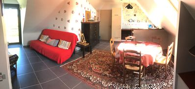 Photo for PLANGUENOUAL APARTMENT CAPACITY 4 People