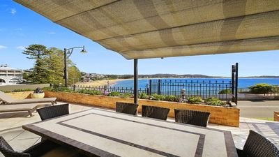 Photo for AMAZING OCEAN VIEWS, 100M TO BEACH AND SHOPS