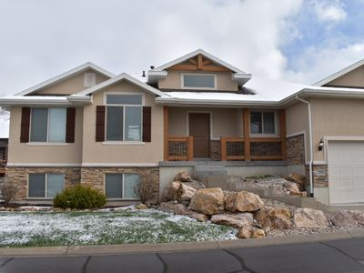 Photo for New luxury retreat home 6BR in Eden, Utah.  Near Powder mt and Snowbasin