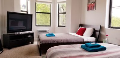Photo for Cozy Apartment in the Heart of Miami Fits 5 People