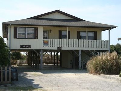 Photo for Oceanfront Traditional Beach Cottage!
