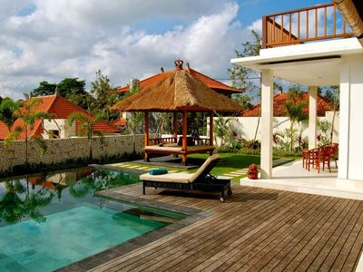 Photo for 3 BR Lovely Villa at Canggu Rice Fields