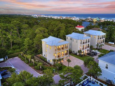 Photo for Luxury 30A Home w/ Pool & Putting Green in Dune Allen Beach!