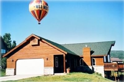 Photo for Pets Welcome!!!   Welcome Home!    3000 Sq.Ft,  Private Hot Tub, Great Location