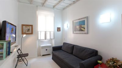 Photo for Beato Angelico 1260 apartment in Centro Storico with air conditioning.