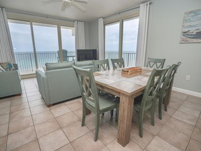Photo for CORNER UNIT - DIRECT BEACHFRONT! WOO HOO! Pool, Beach & More! LET THE FUN BEGIN!