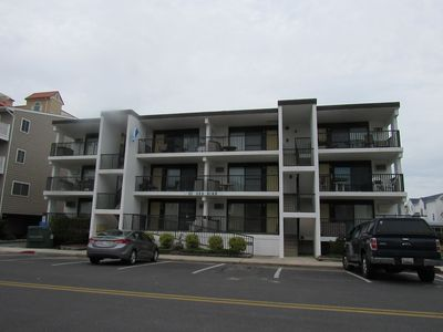 Photo for Just steps from the beach in quite North OC!