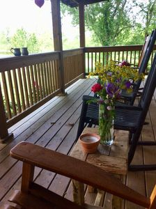 Photo for Cozy cottage/Nature Lovers Dream/Hiking, Biking Trails