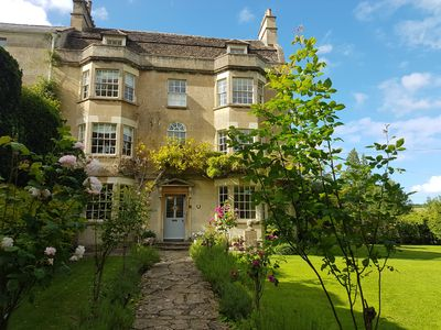 Photo for Country House close to Bath, Perfect for Friend & Family Groups.