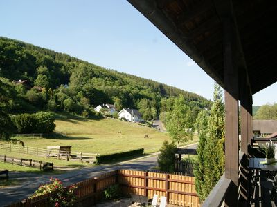 Photo for TalBlick2 - apartment with spacious living / dining room and balcony with beautiful valley view