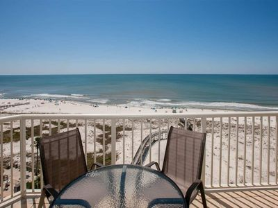 Photo for C1102 King/Bunks/Sleeper Sofa- Direct Gulf View - Right on the Beach - WIFI