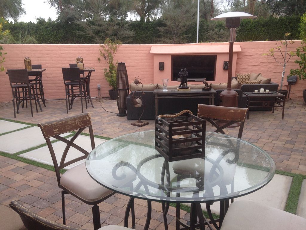 Condo in citt per 5 persone a palm desert 797668 for Planimetrie in stile lodge