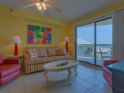 Photo for Harbour Place 409 Orange Beach Gulf View Vacation Condo Rental - Meyer Vacation Rentals