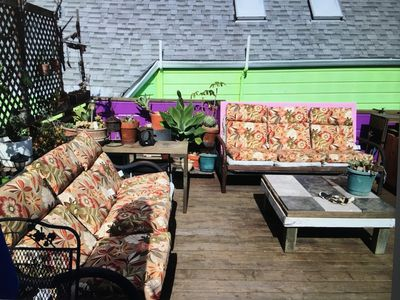 Photo for Amazing Roof Deck in the Mission! Walk to Tartine Manufacture