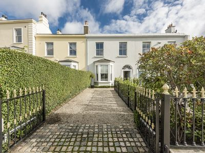 """Photo for Stunning Seaview Home  """"Clontarf by The Sea""""-3.5 miles from the  city centre"""
