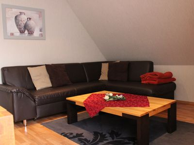 Photo for Family-friendly apartment between golf course and holiday center lock Dankern