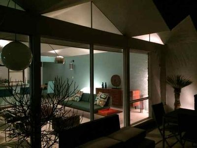 Photo for Your South Palm Springs Vacation Home, a classic 1960's mid-century home