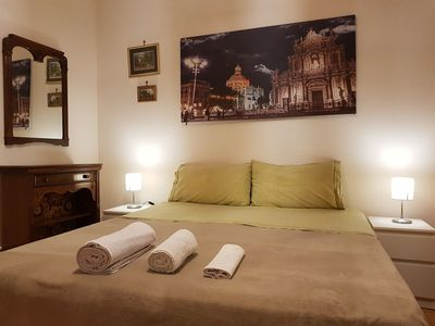Photo for Cosy Holiday Apartment in the Heart of Catania