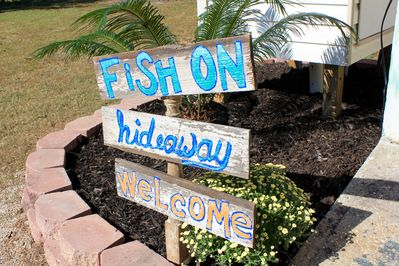 Welcome to Fish On Hideaway