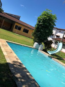 Photo for HOUSE ON THE BEACH - 30 METERS FROM THE BEACH / HUGE POOL.