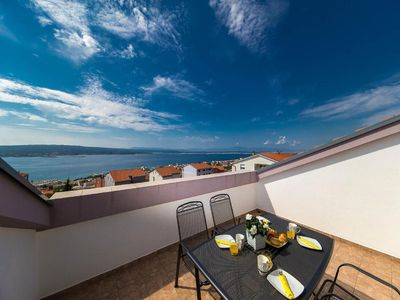 Photo for Apartment Crikvenica for 4 persons with 2 bedrooms - Apartment