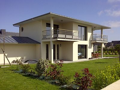 Photo for Ker Dune: New house in Frehel (22) at 800m from the beach with all comforts.
