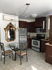 Photo for 1BR Apartment Vacation Rental in Saint-Sauveur, QC
