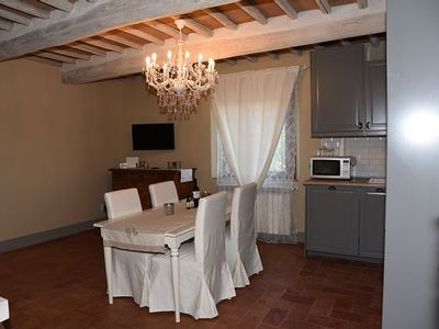 Photo for Farmhouse (apartment) Dolce Cuore Romantic Apartment for 4 people