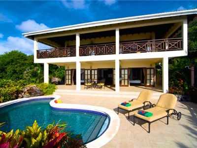 Photo for Bellevue Terrasse Upper - Bequia