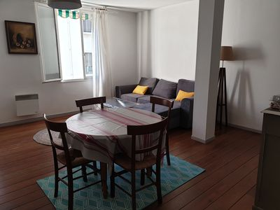 Photo for Superb apartment Biarritz Downtown