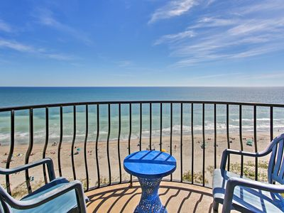 Photo for Oceanfront Condo w/Views-#1 Myrtle Beach Location!