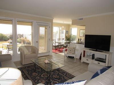Photo for Last Minute Deals... Book Now! BEACH FRONT. Totally UPDATED John Fripp Villa 101