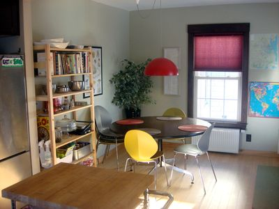 Photo for Sunny 2-bedroom on Munjoy Hill