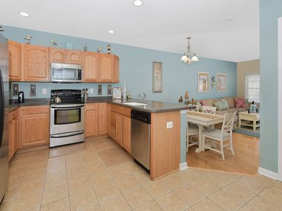Impressive 4 Bedroom 3.5 Town Home Steps From the Boardwalk with Garage and Pool!