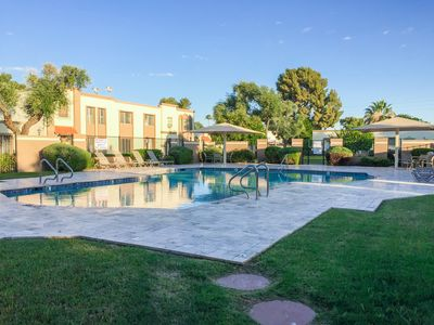 Photo for Charming home steps away from the famous Green Belt ( Old Town Scottsdale)