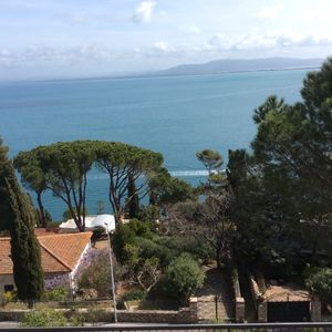 Photo for Villa with amazing sea view Porto Santo Stefano