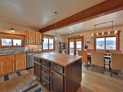 Photo for Large House with a View! Less than 15 mintues to Winter Park Resort