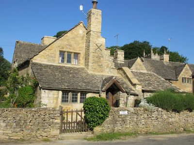 Photo for Traditional, self catering holiday cottage in Upper Slaughter, The Cotswolds