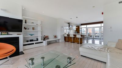 Photo for Waterfront Penthouse in the heart of Montreal