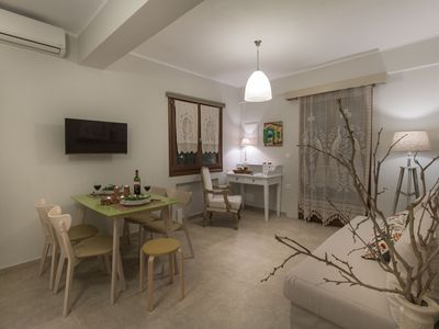 Photo for One-Bedroom Apartment with Sea View 2, First Floor - Gratsias Luxury Apartments