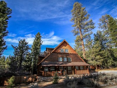 Photo for House in Big Bear Lake with Parking, Internet, Washing machine (983563)