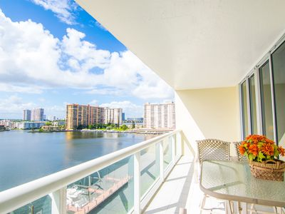 Photo for G. Bay Standard | 2 Bed 2 Bath, Amazing Intracoastal Views!