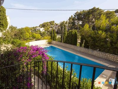 Photo for POLEN - Holiday villa situated in quiet residential area in Moraira