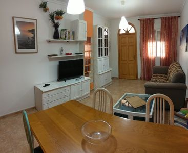 Photo for Apartment for 4/5 people, 25m beach