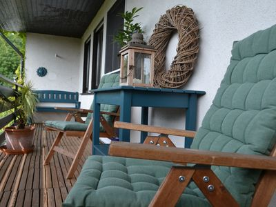 Photo for Large, sunny holiday apartment in the beautiful Taunus