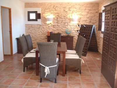 Photo for Apartment in a finca